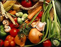 Alimentos ricos en nutrientes