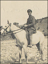 Francis Stockdale in Waziristan