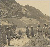Waziristan landscape