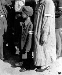 Заключенные концлагерей