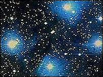 Rayos cósmicos.