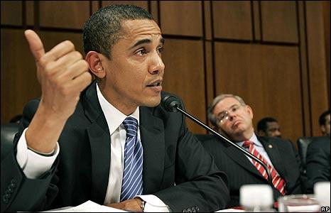 Senator Obama - Iraq Hearing