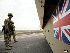 British forces in Iraq