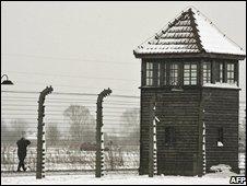 Birkenau death camp, Poland
