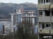 Unsold new flats in Cardiff