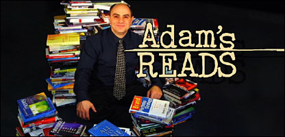 Adam and his books