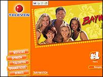 P�gina web de Televen