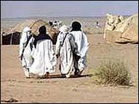 Desierto de Níger