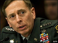 Gen David Petraeus