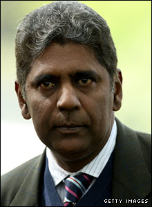 Former Indian tennis player and actor Vijay Amritraj