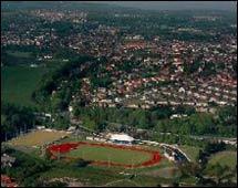 King George sports fields