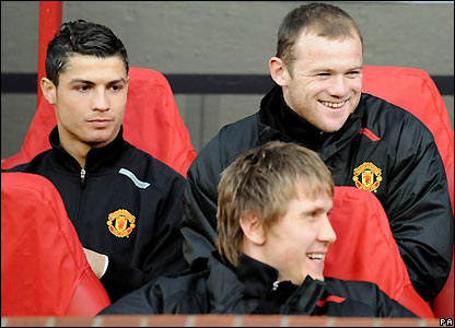 Man Utd start with a very strong subs bench