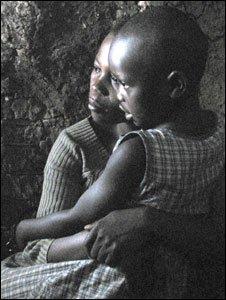 Zawadi and daughter