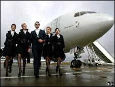 Silverjet promotional image