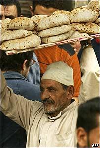 Egipto, en busca del pan