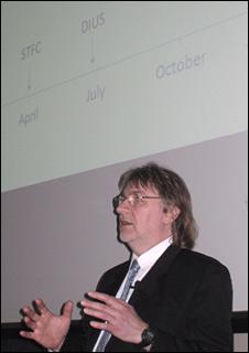 Keith Mason (Paul Rincon/BBC)