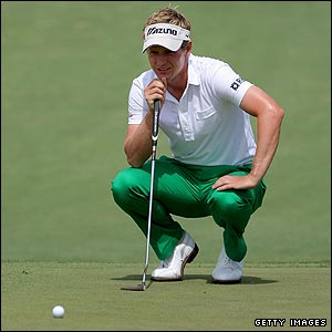 Englishman Luke Donald starts brightly