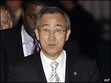 Ban Ki-moon - 3/4/2008