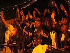 Crowd at Hifa 2006