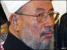 Yusuf al-Qaradawi. File pic
