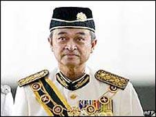 Malaysian PM Badawi