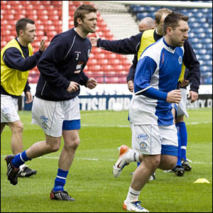 Ryan McCann and Stephen Dobbie