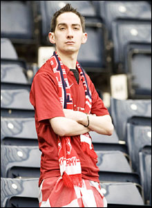 Disconsolate Aberdeen fan