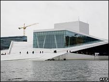 Oslo Opera House (12 April 2008)