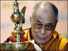 Dalai Lama - 13 April 08