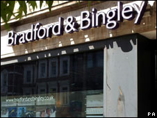 Branch of Bradford & Bingley