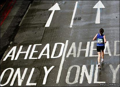 Runner 187