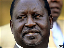 Raila Odinga (archive)