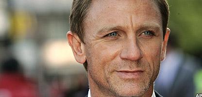 Daniel Craig at the world premiere of Flashbacks of a Fool