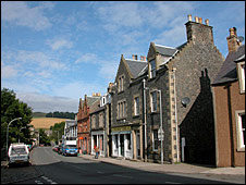 Stow - Undiscovered Scotland