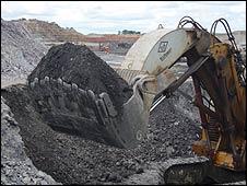 Congo cobalt mine