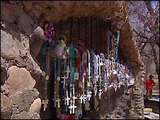 Religious grotto