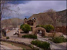 Church in Chimayo