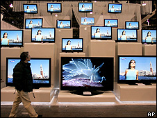 Televisions (Image: AP)
