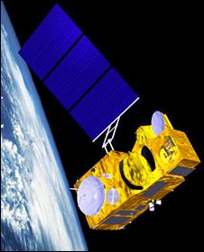 Sentinel-3 satelite (Esa)