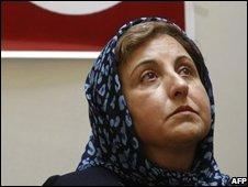 Shirin Ebadi (file pic)