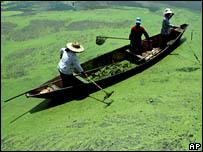 Dianchi lake, Yunnan province