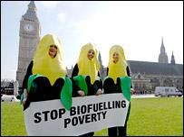 Противники использования биотоплива