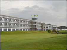 Artist's impression of new St Mellion Hotel