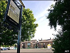 Fir Tree pub, Croxteth