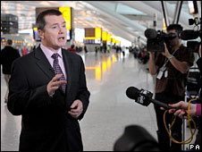 Willie Walsh, British Airways boss