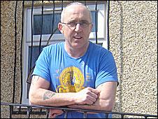 Alan Andrews, managing director of Choose Life Cymru