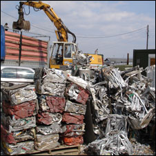 Scrap exports the list of Kosovo's trade