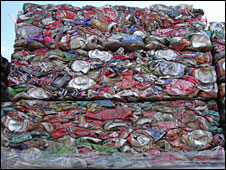 Old cars make up the bulk of scrap exports