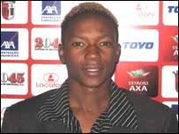 Zambian midfielder Rainford Kalaba