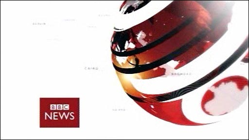 BBC NEWS | Entertainment | Rebrand for BBC's news programmes